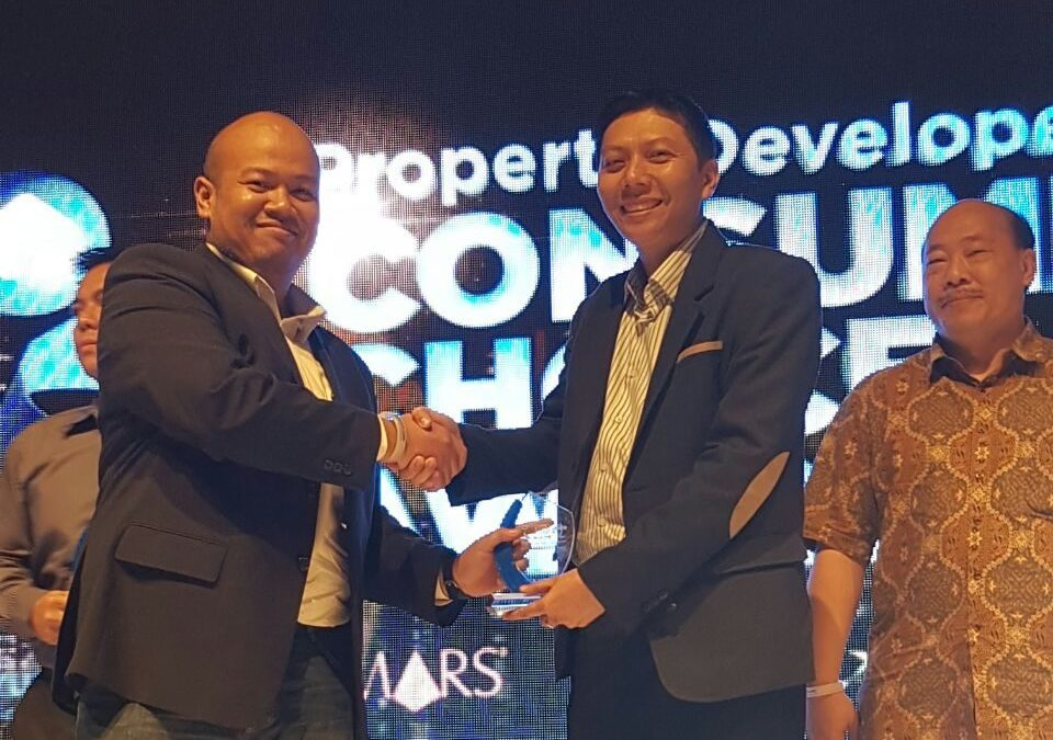 Ciputra Group Raih Consumer Choice Awards 2017