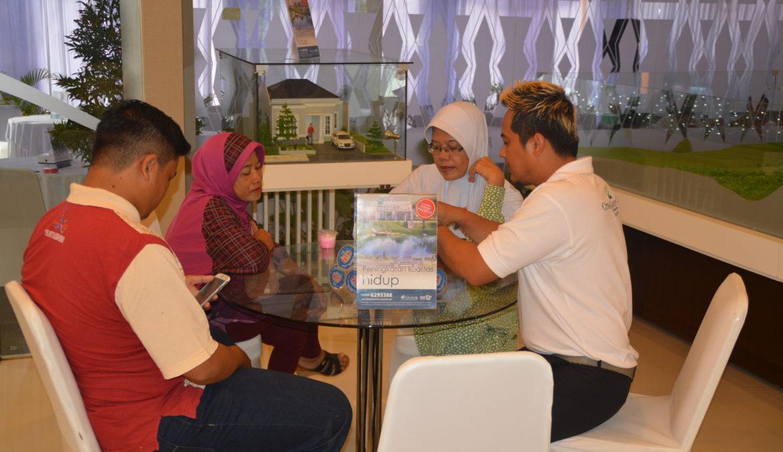 Event Gathering Penetrasi Pasar Warga Loa Bakung