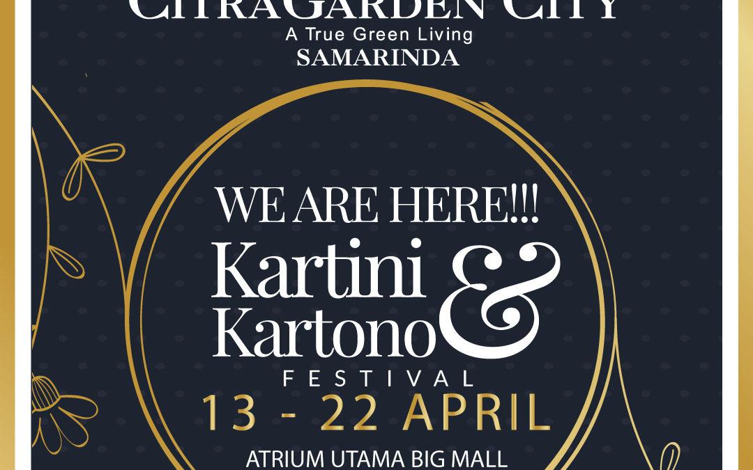Kartini Kartono Festival 2018